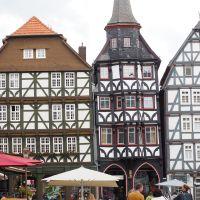 Fritzlar-Marktplatz